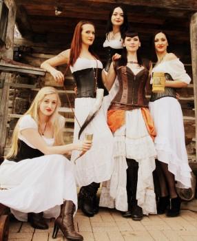 Ekaterina & Beer Maidens